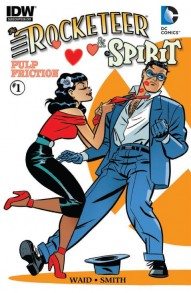 The Rocketeer / The Spirit: Pulp Friction #1