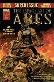 The Savage Axe of Ares
