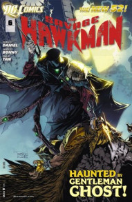 The Savage Hawkman #6