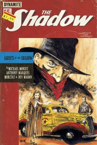 The Shadow: Agents of the Shadow One-Shot #1