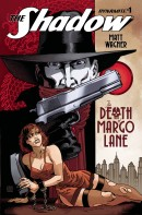 The Shadow: The Death of Margo Lane #1