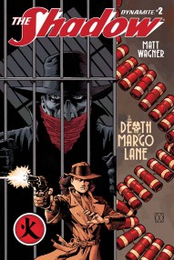 The Shadow: The Death of Margo Lane #2