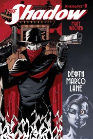 The Shadow: The Death of Margo Lane #3