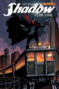 The Shadow: Year One #10