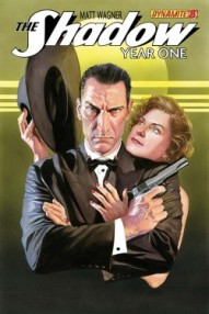 The Shadow: Year One #8