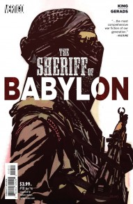 The Sheriff Of Babylon #10