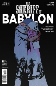 The Sheriff Of Babylon #11