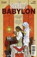 The Sheriff Of Babylon #3