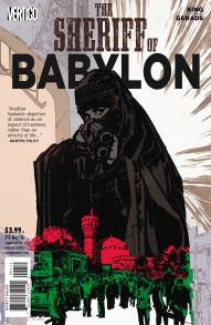 The Sheriff Of Babylon #4