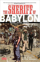 The Sheriff Of Babylon Vol. 1: Bang. Bang. Bang. TP Reviews