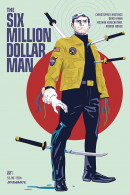 The Six Million Dollar Man #1