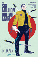 The Six Million Dollar Man (2019) In Japan TP Reviews
