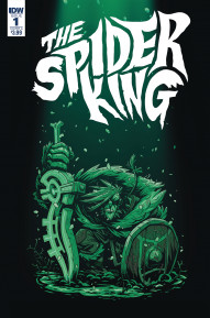 The Spider King #1