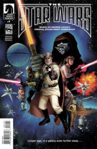 The Star Wars: Lucas Draft #1