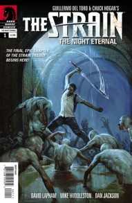 The Strain: The Night Eternal #1