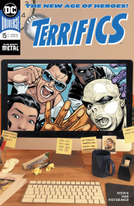 The Terrifics #15