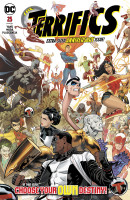 The Terrifics #25