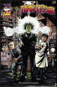 The Three Stooges: Curse of Frankenstein #1