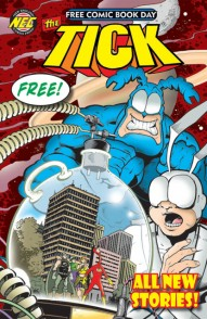 The Tick: Free Comic Book Day 2014