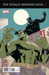 The Totally Awesome Hulk #10