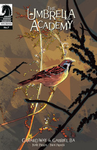 The Umbrella Academy: Hotel Oblivion #7