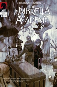 The Umbrella Academy: The Apocalypse Suite #2