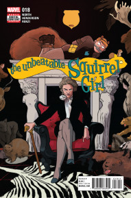The Unbeatable Squirrel Girl #18