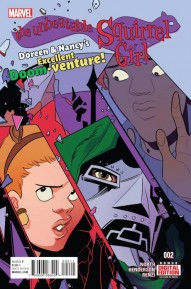 The Unbeatable Squirrel Girl #2