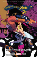 The Unbeatable Squirrel Girl (2015) Vol. 8: My Best Friends Squirrel TP Reviews