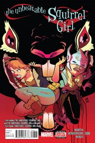 The Unbeatable Squirrel Girl #8