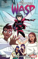 The Unstoppable Wasp (2018) Fix Everything TP Reviews