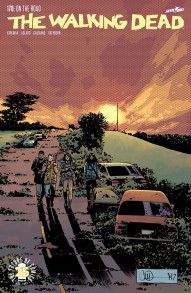 The Walking Dead #170