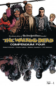 The Walking Dead Vol. 4 Compendium