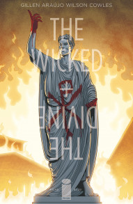 The Wicked + The Divine: 455 AD #1 (One Shot)