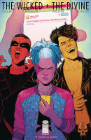 The Wicked + The Divine: The Funnies #1