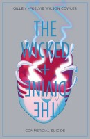 The Wicked + The Divine Vol. 3: Commercial Suicide TP Reviews
