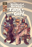 The Wonderful World of Tank Girl Collected Reviews