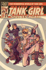 The Wonderful World of Tank Girl