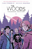 The Woods Vol. 1 Yearbook Edition TP Reviews