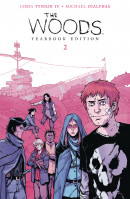 The Woods Vol. 2 Yearbook Edition TP Reviews