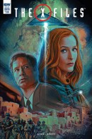 The X-Files (2016) Annual #1
