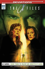 The X-Files: Deviations (One-Shot)