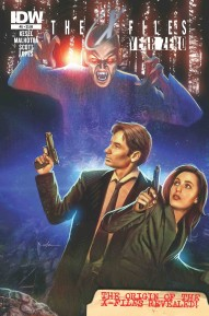 The X-Files: Year Zero #5