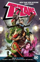 Titans (2016) Vol. 5: The Spark TP Reviews
