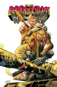 TMNT: Bebop & Rocksteady Hit the Road Collected