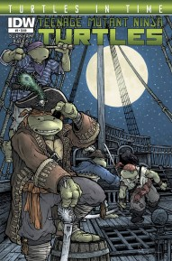 Teenage Mutant Ninja Turtles: Turtles in Time #3