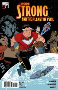 Tom Strong and the Planet of Peril