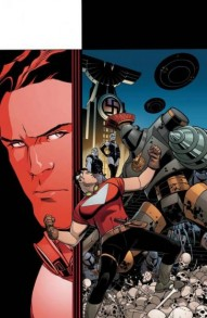 Tom Strong and the Robots of Doom #1