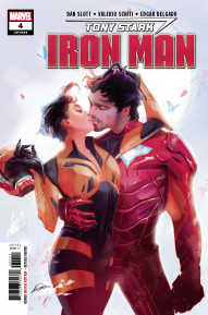 Tony Stark: Iron Man #4