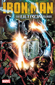 Tony Stark: Iron Man Vol. 4: Ultron Agenda